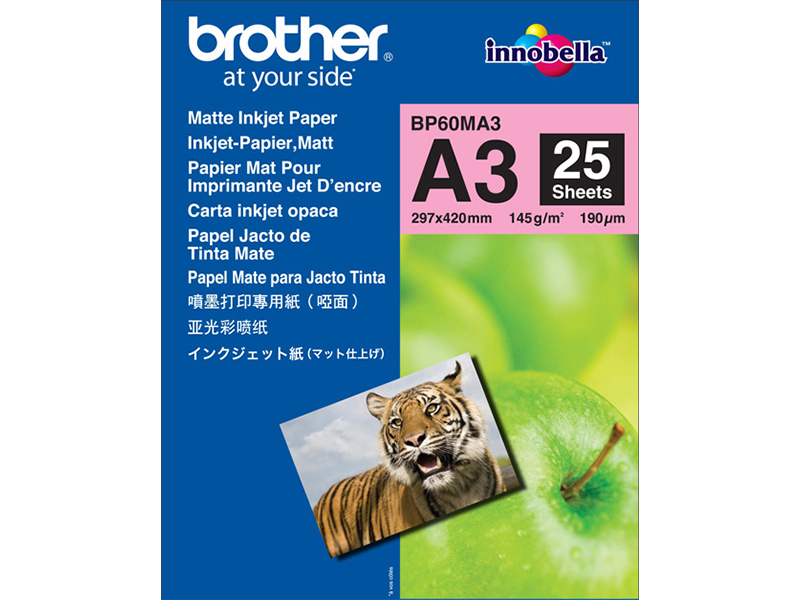 CMYK - Brother Matt - BP60MA3
