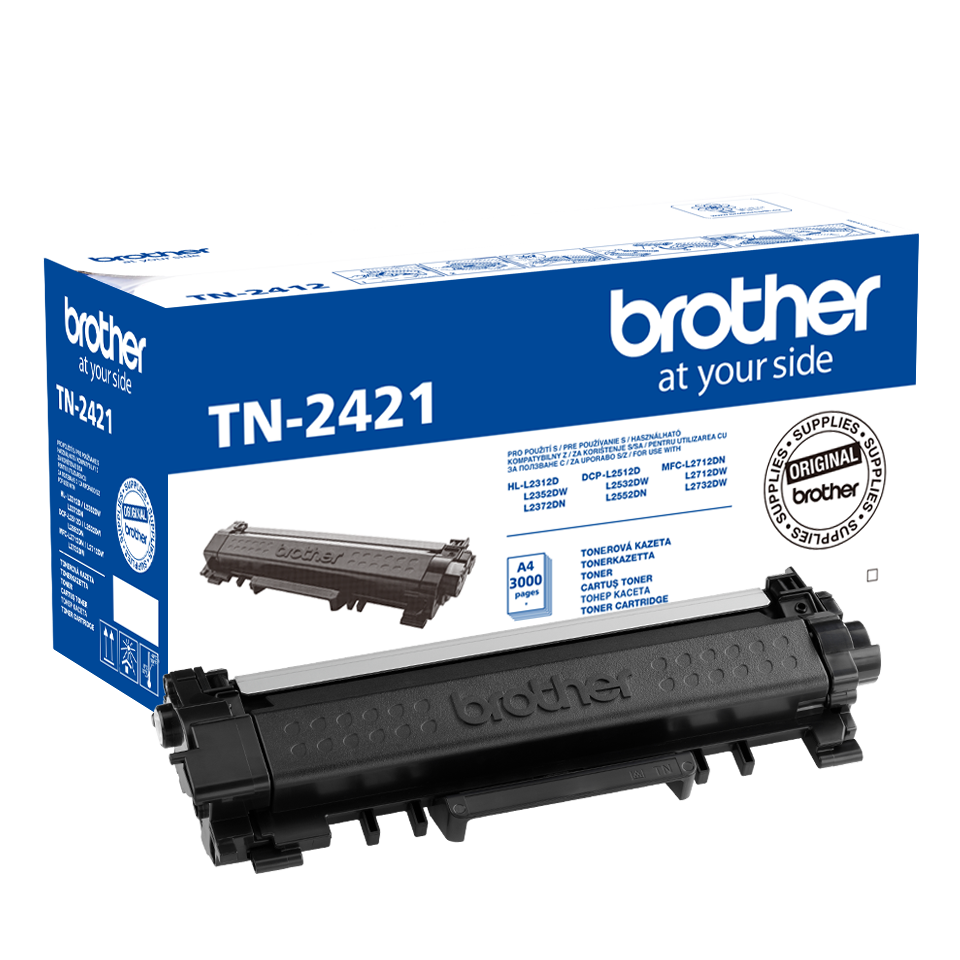 CMYK - Brother TN2421 - TN2421